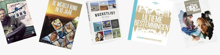 De leukste reisboeken om te geven en te krijgen