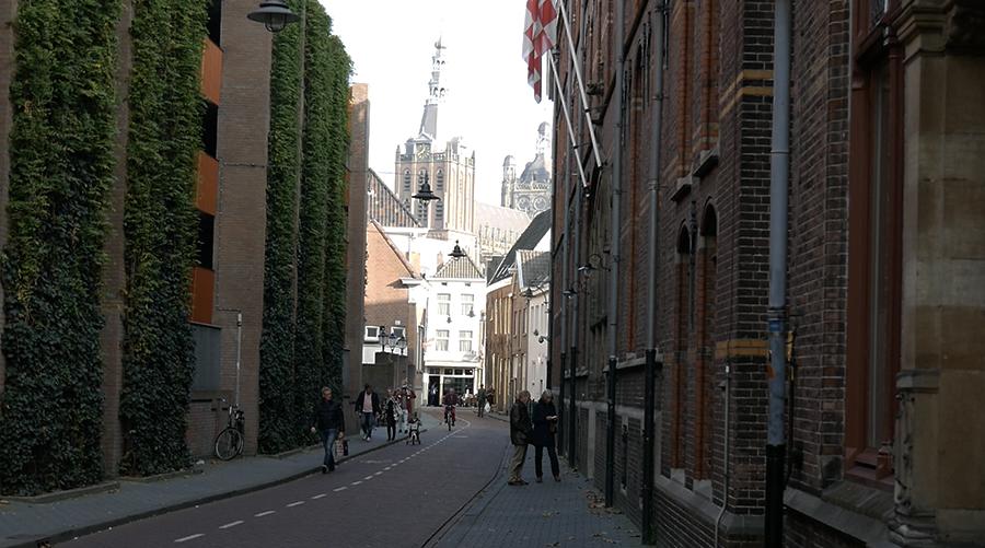 Weekendje Den Bosch - Zomaar een straatje in Den Bosch