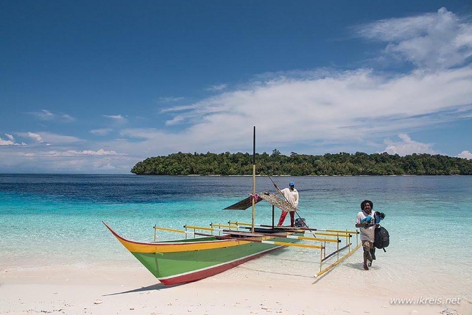 Biak, Indonesië
