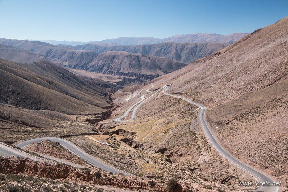 Argentijns landschap