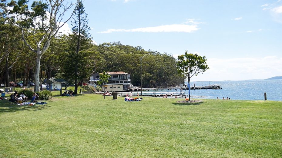 Nelson Bay (Port Stephens)