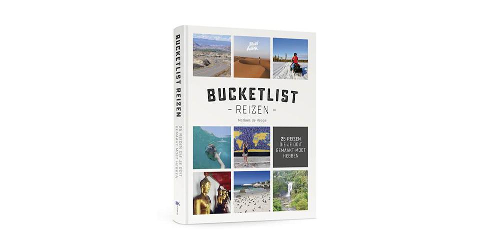 Reisboek: Bucketlist Reizen
