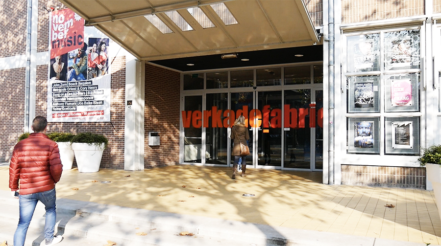 Verkadefabriek in Den Bosch