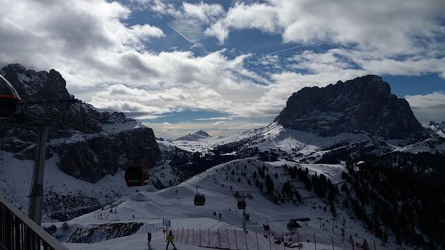 Wintersport in Italië – De mooiste skigebieden