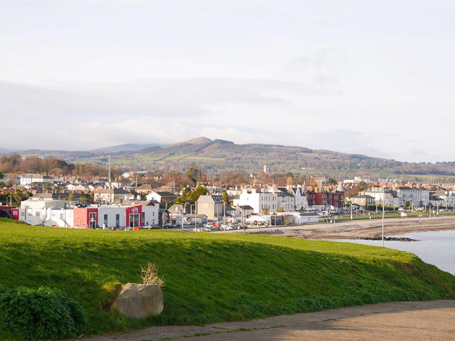 Kersttrip in Dublin: Kustplaatsje Bray in de buurt van Dublin