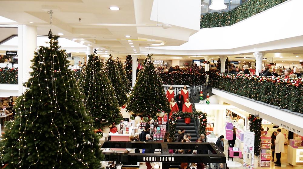 Kerst in Dublin: Kerstshoppen in Arnotts