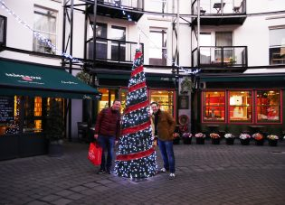Kersttrip in Deventer