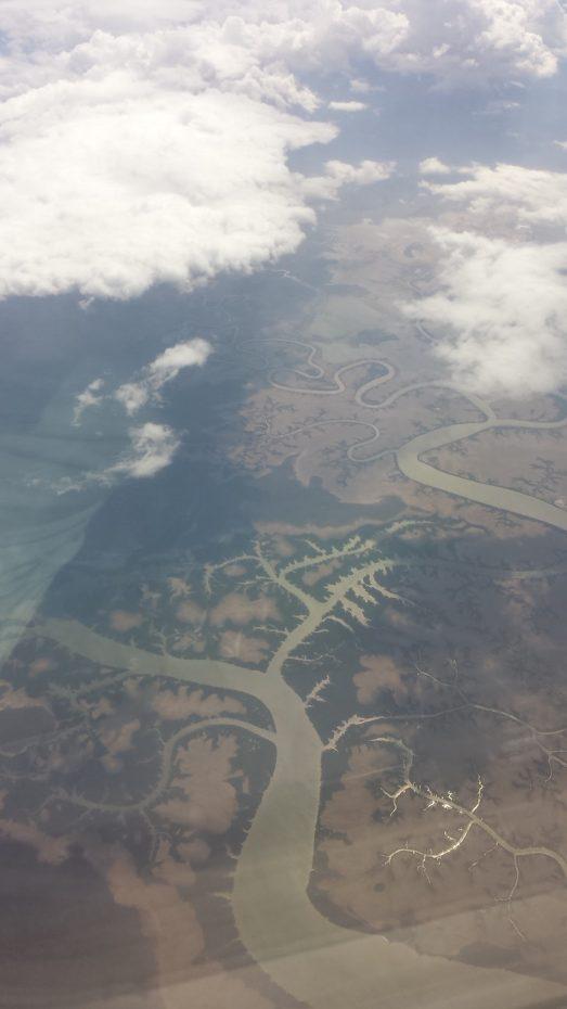 Rivieren in de buurt van Cairns