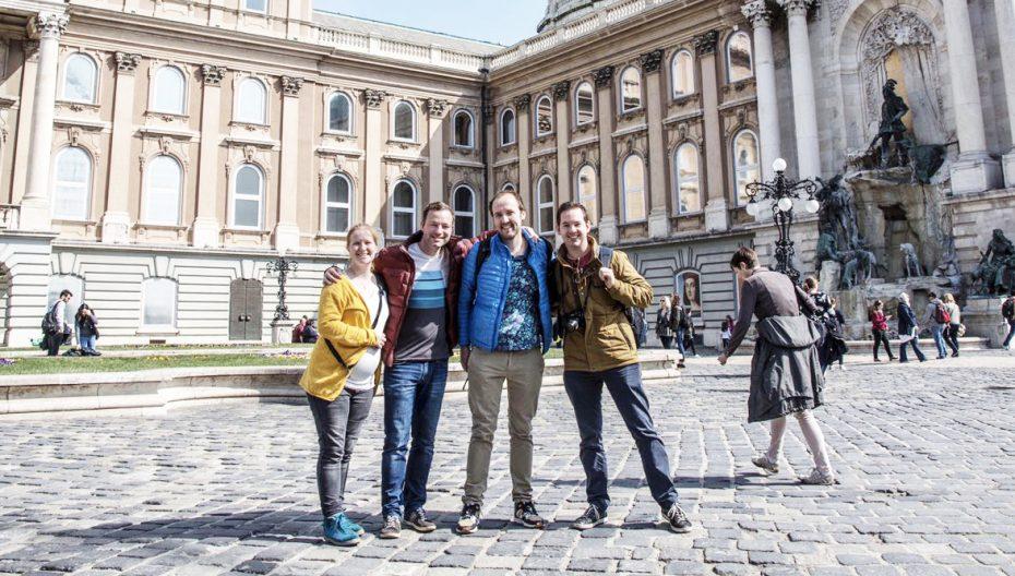 Het reporters team van Liefde voor Reizen