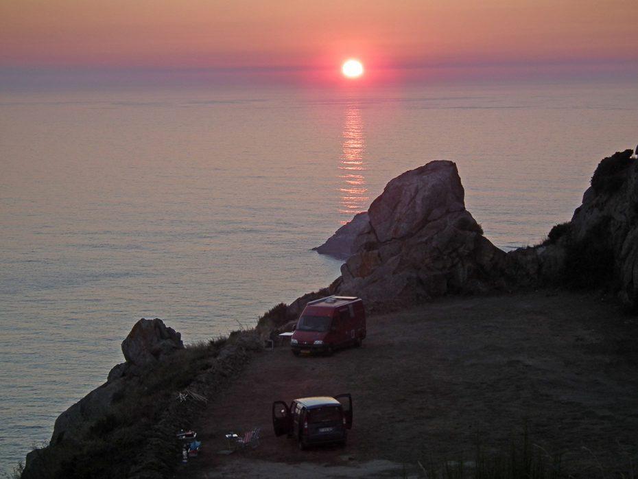Cabo Finistera
