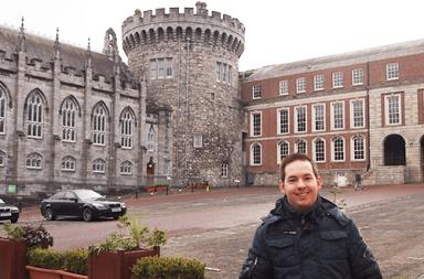 Dit zegt reiziger Jesper over Ierland
