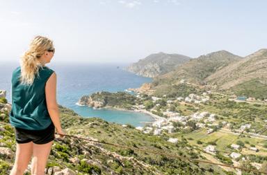 Dit zegt reiziger Kimber over Griekenland