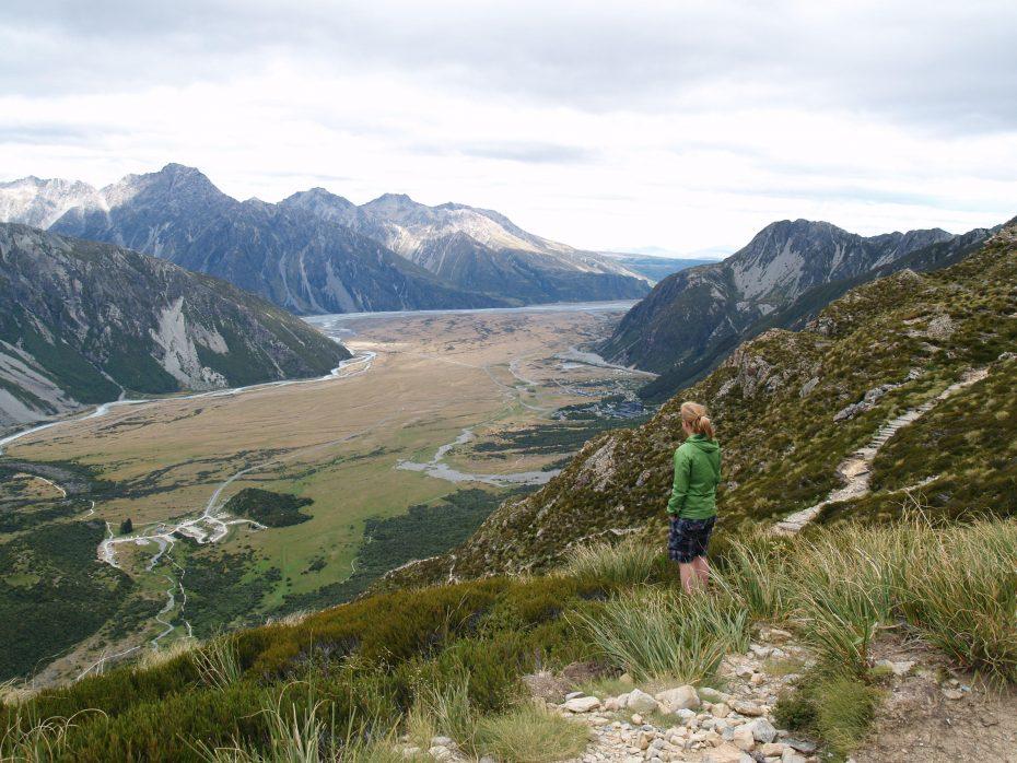 Marloes in Nieuw Zeeland