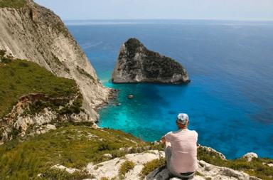 Dit zegt reiziger Paul over Griekenland