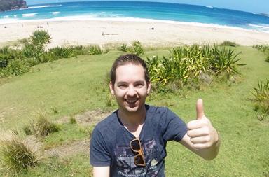 Dit zegt reiziger Jesper over Australië