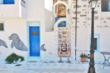 Dit zegt reiziger Jesper over Griekenland