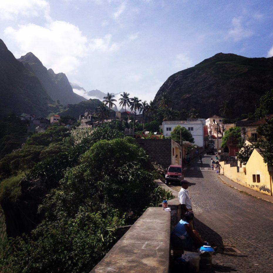 Het prachtige Santo Antão