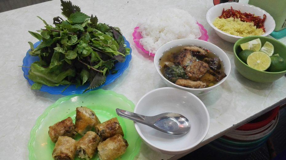 Vietnamese maaltijd