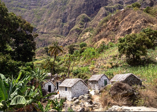 Wandelen in Santo Antao