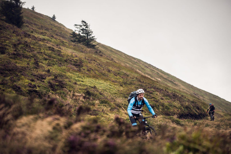 Mountainbiken in Noord-Ierland