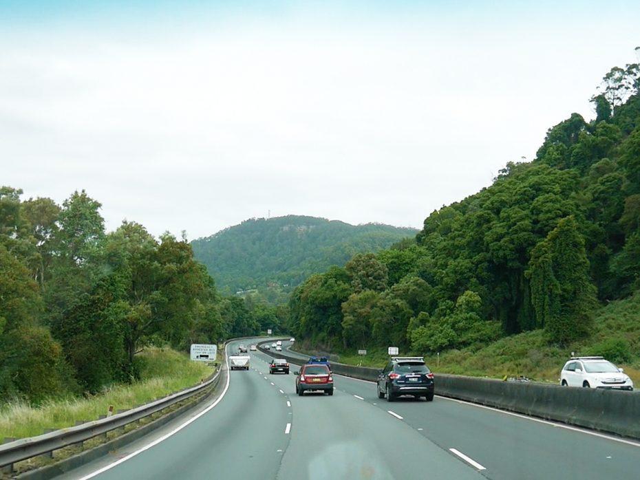 Onderweg naar Wollongong