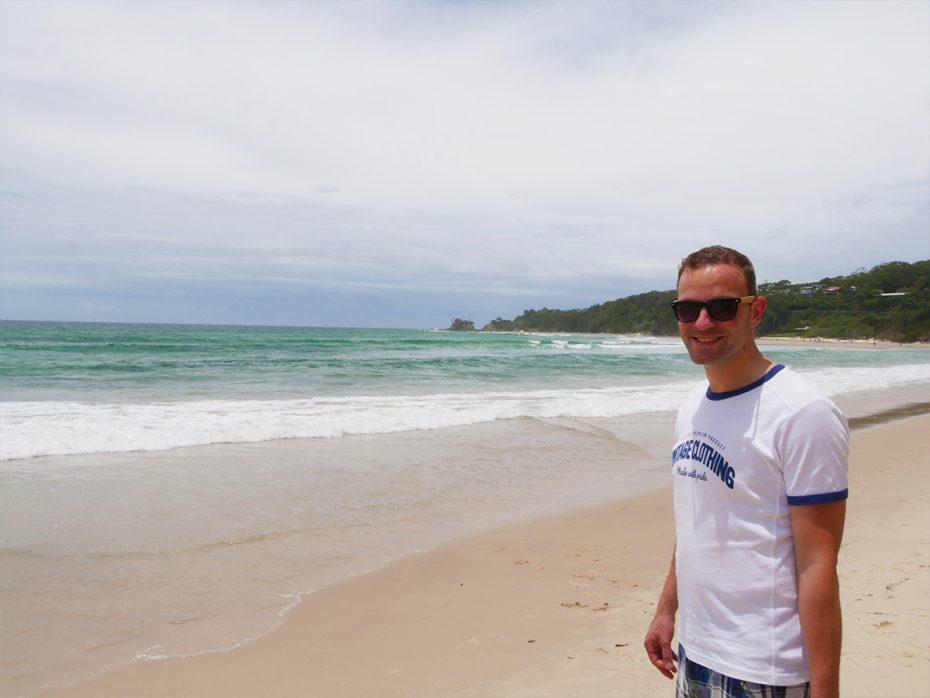 Strand van Byron Bay