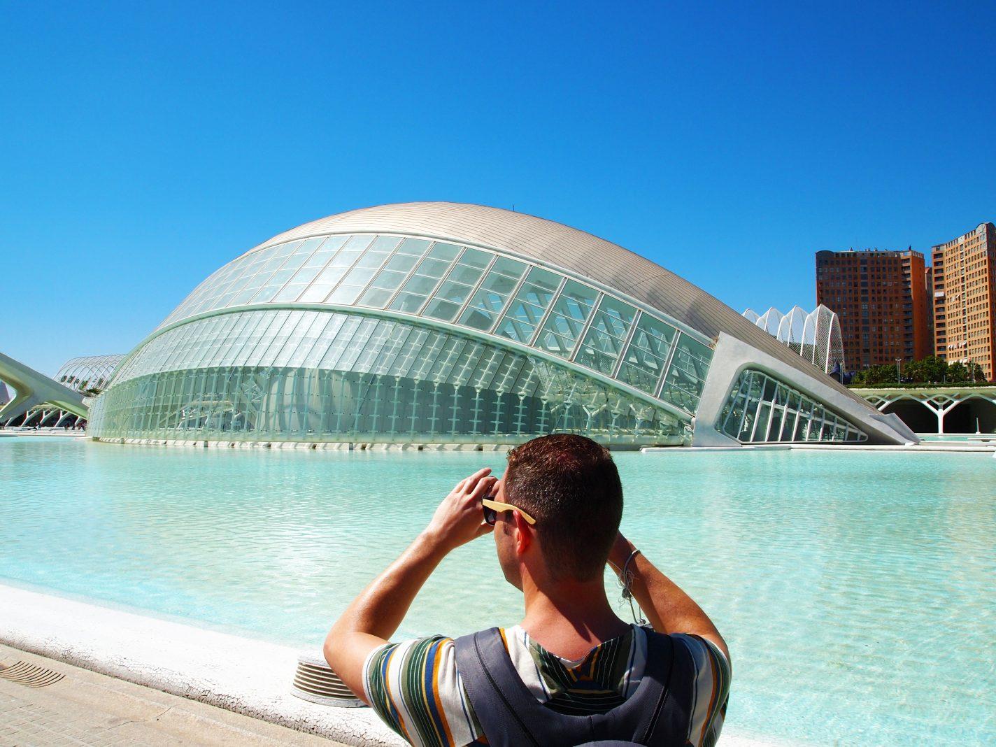 Top 20 stedentrips - Stedentrip Valencia
