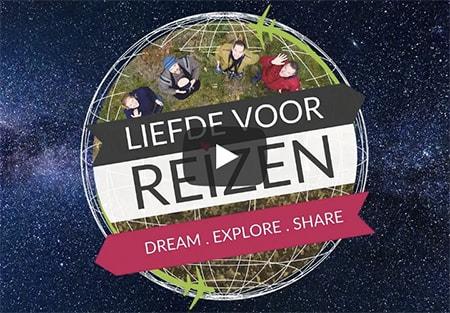 Bekijk de promo van Liefde voor Reizen