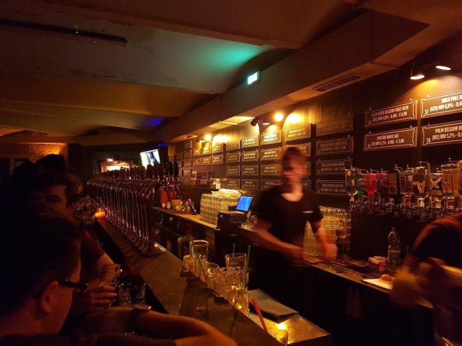 Beer Street (met 50 bieren/ciders op de tap)