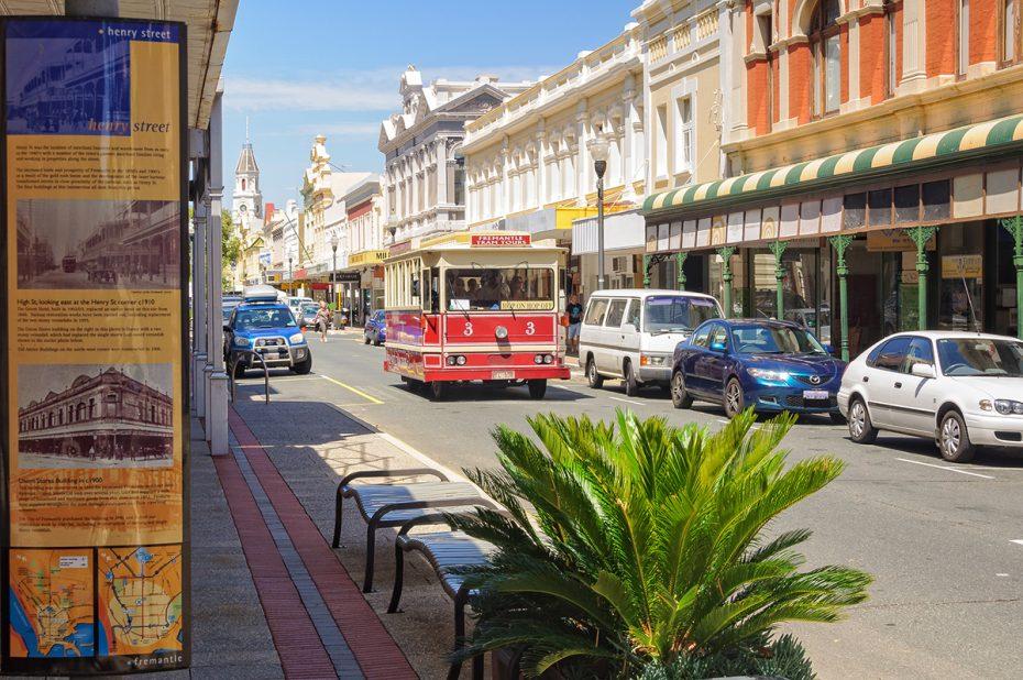 Henry Street - Fremantle