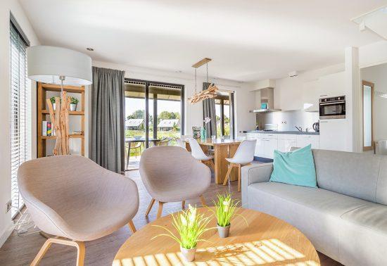 Woonkamer Roompot - villa in Tholen (Zeeland)