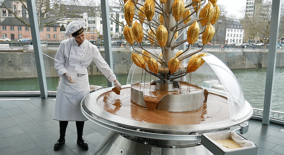 Het Chocolademuseum in Keulen - leuke stedentrips 2020