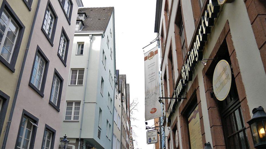 Leuke straatjes in het Belgisch Kwartier