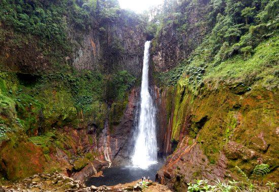 Catarata del Toro waterval