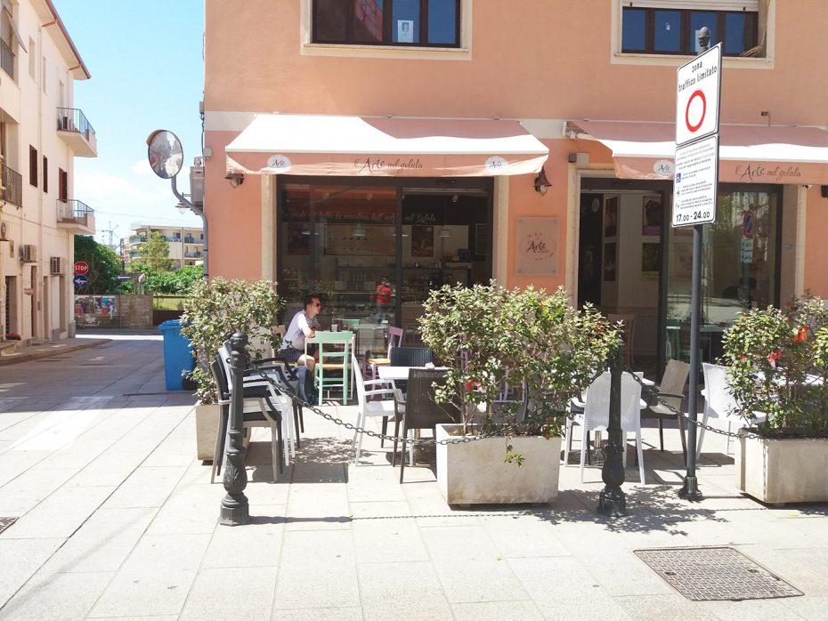 Ons favoriete koffiebarretje in Olbia