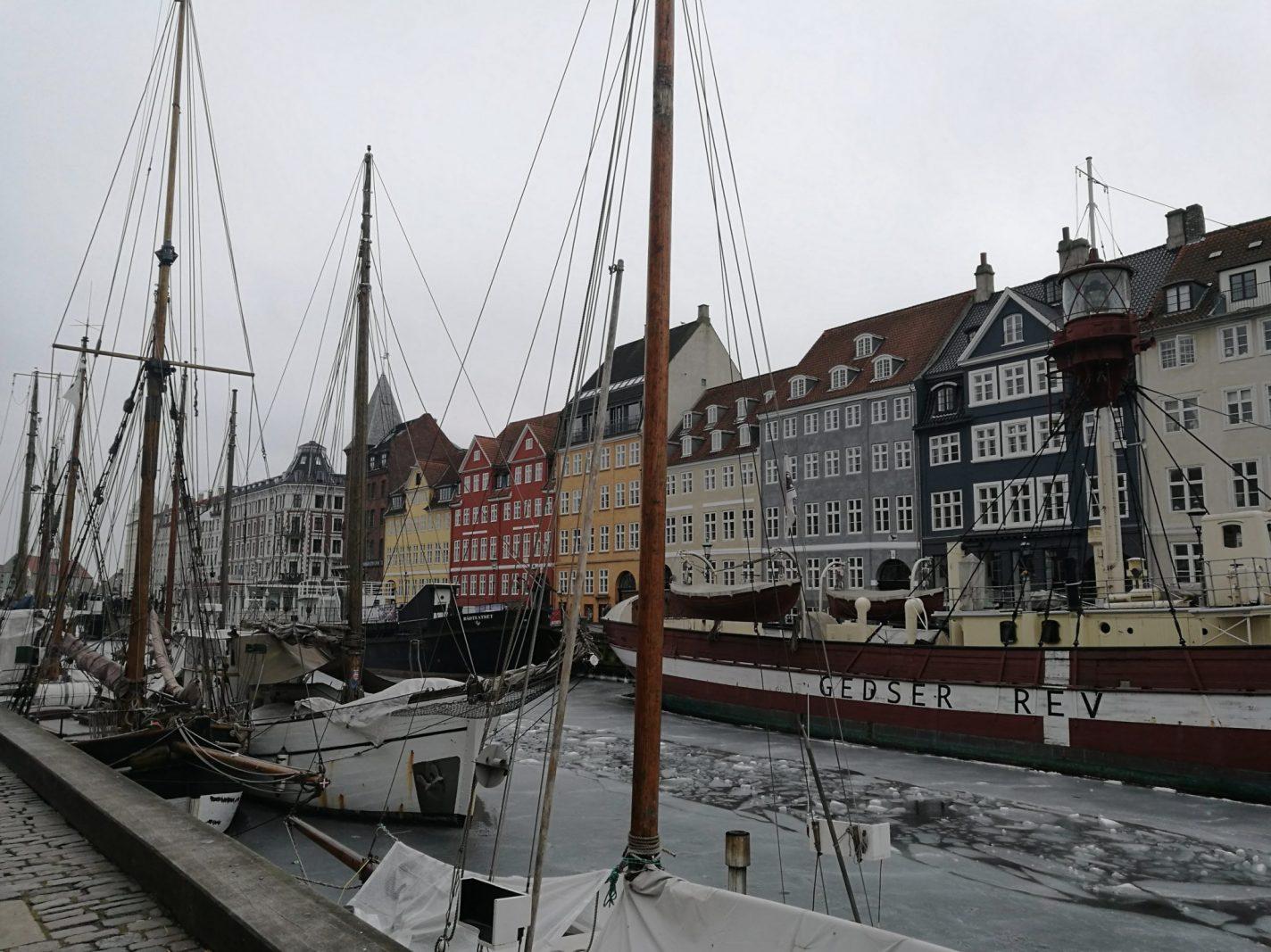 Budgettips in Kopenhagen - stedentrips met de trein