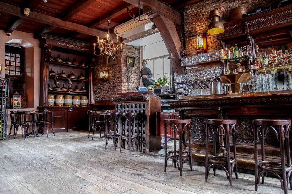 Schreierstoren / VOC café