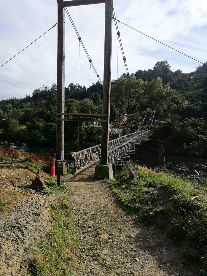 Oude hangbrug
