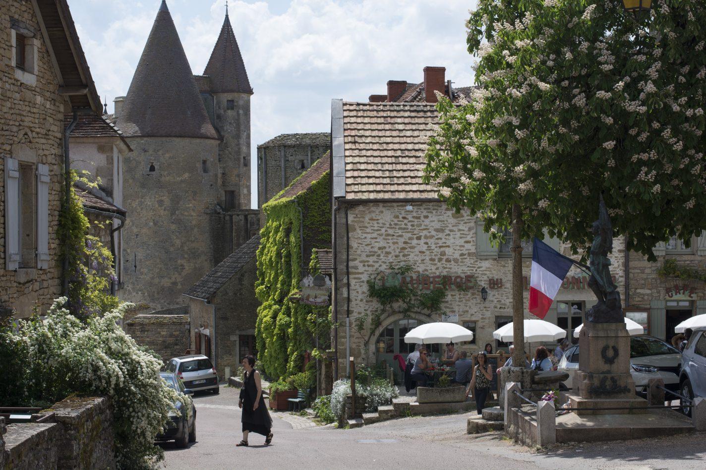 Geniet van idyllische Franse dorpjes - De meest campervriendelijke landen