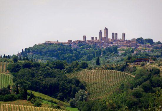De mooiste plekken van Toscane- Florence San Gimignano en Siena
