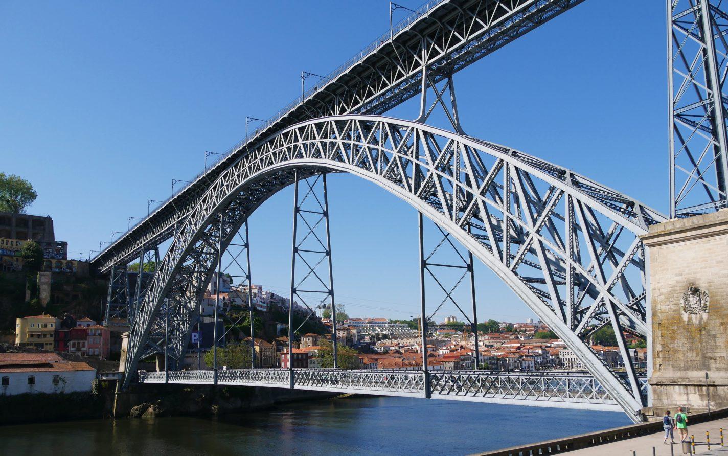 Luis-I brug - 10 x doen tijdens jouw stedentrip in Porto
