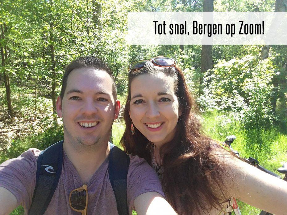Tot snel, Bergen op Zoom