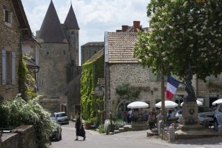 Châteauneuf in Frankrijk