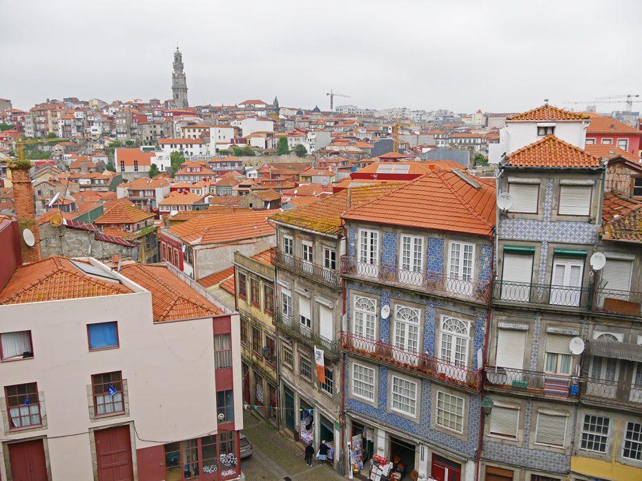 Huisjes met tegeltjes, typisch Portugees