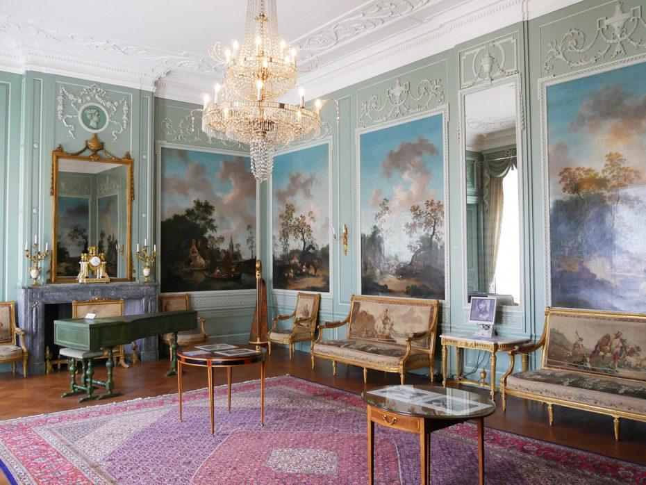 Prachtige kamer in het Markiezenhof