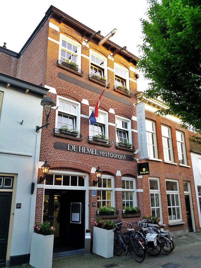 Restaurant De Hemel, Bergen op Zoom