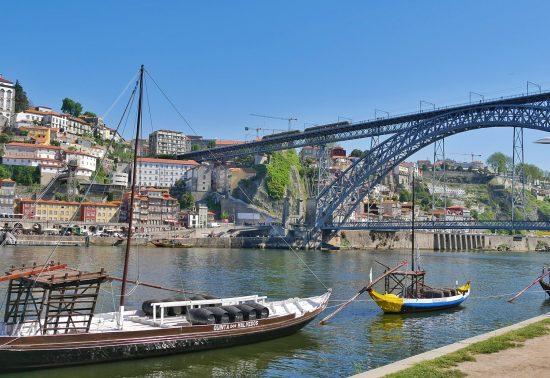 Stedentrip Porto, Portugal