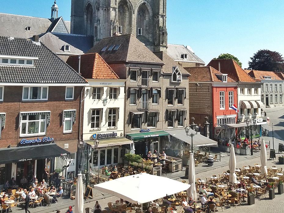 Weekendje aangenaam Bergen op Zoom