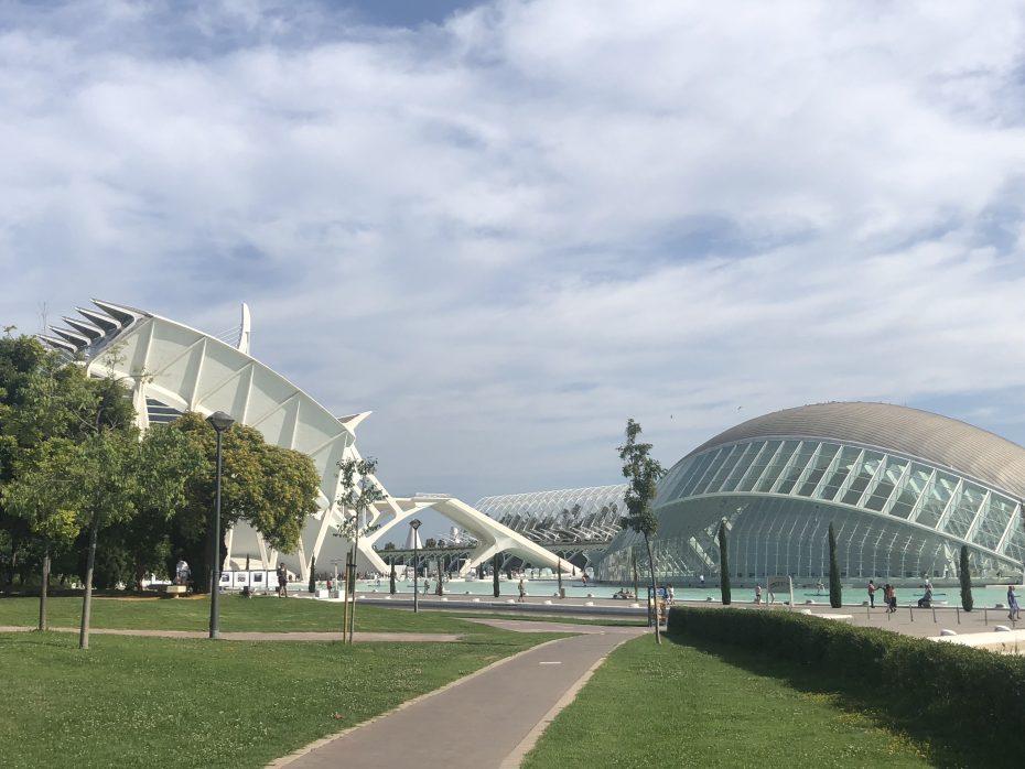 Stad van Kunst en Wetenschappen