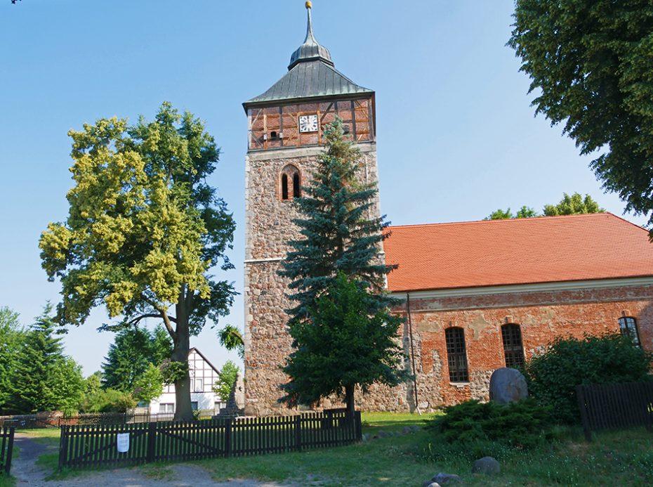 Kerk in Groß Schönebeck